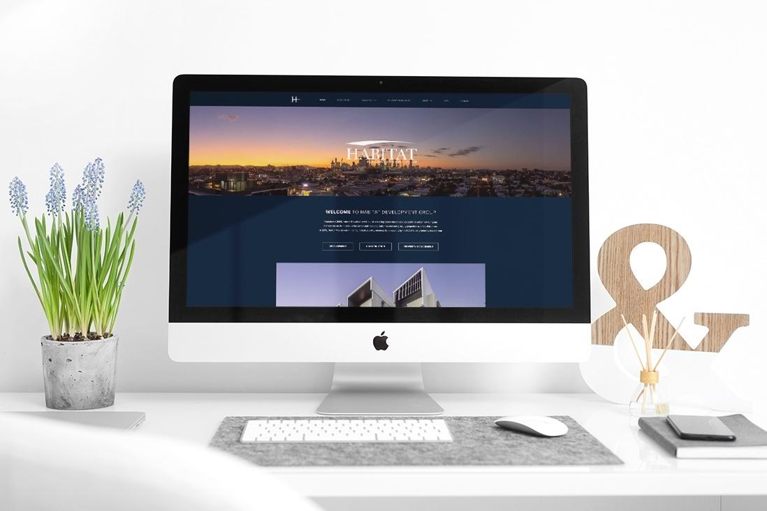 Habitat Web design and development